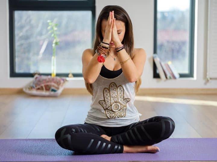 Yoga met Aneleen